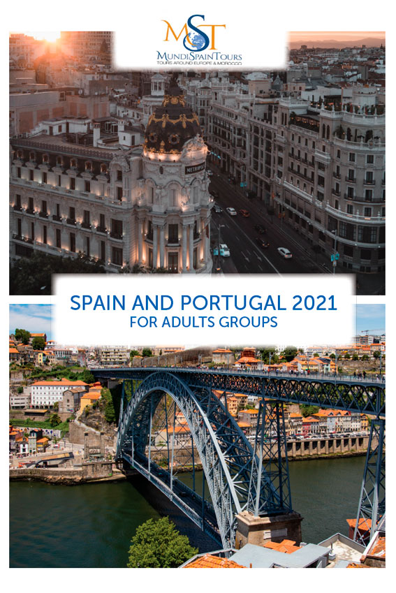 Brochure Spain and Portugal Travel