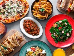 Athens foods
