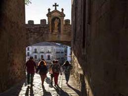 Travel to Extremadura
