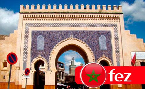 Travel to Fez