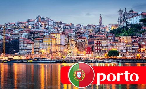 TRavel to Porto