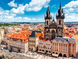 Travel to Prague