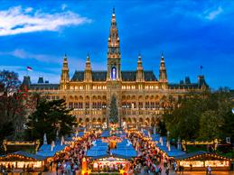 Travel to Vienna
