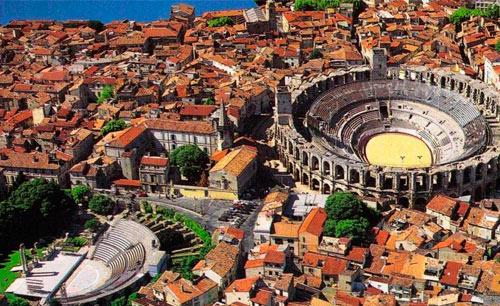 Travel to Arles