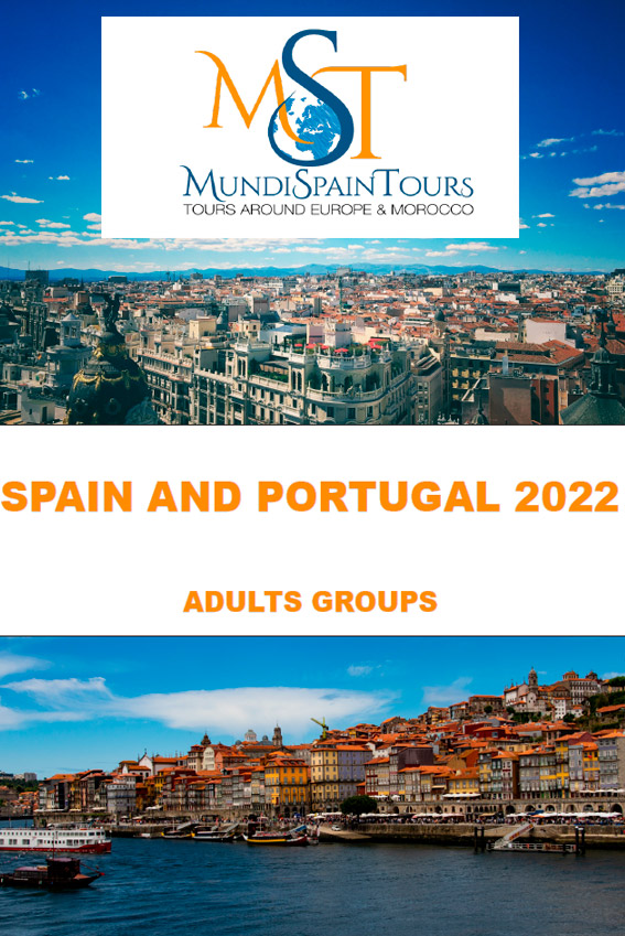Spain and Portugal 2022. Travel