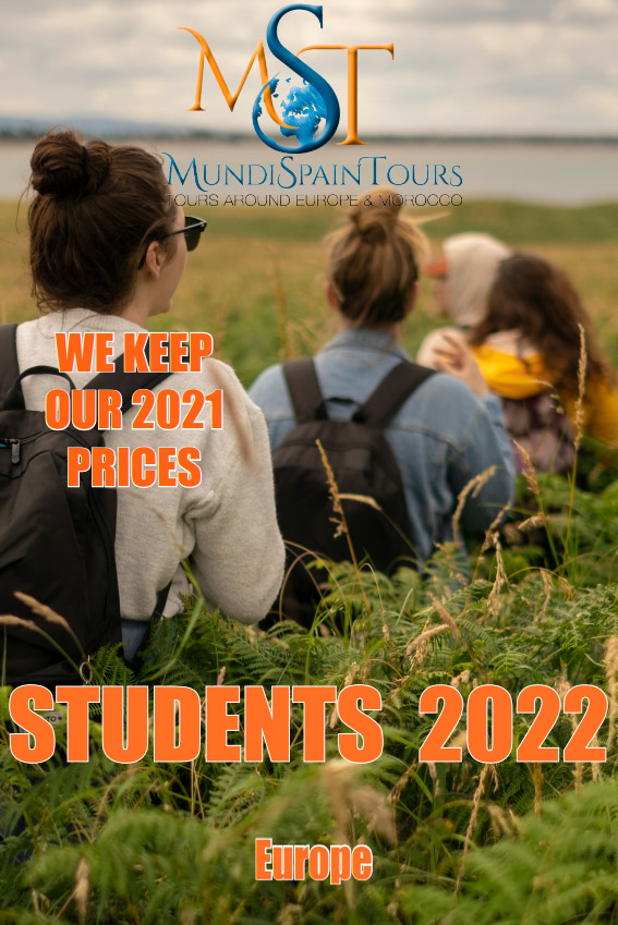 Student 2022 for Europe TRavel