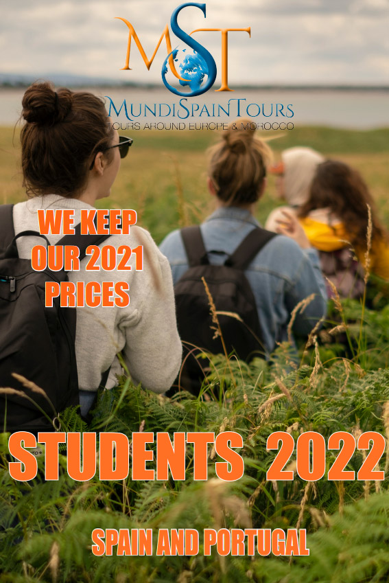 Student 2022 for Spain and Portugal TRavel